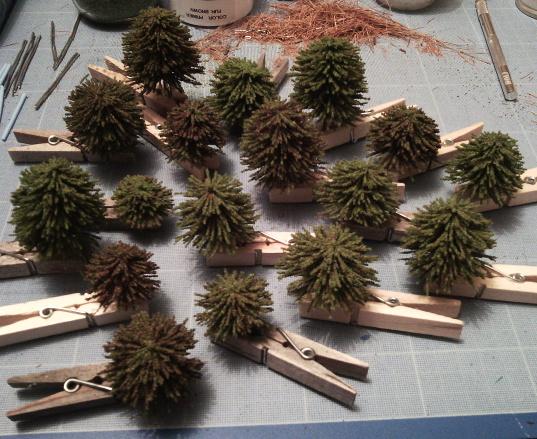 [BifTEC] Table de jeu verdoyante. Arbres_2
